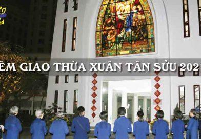 Cảm nhận Đêm Giao Thừa Xuân Tân Sửu 2021