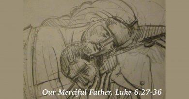 Lòng Thương Xót Chúa  Trong Ba Dụ Ngôn Tin Mừng Thánh Luca